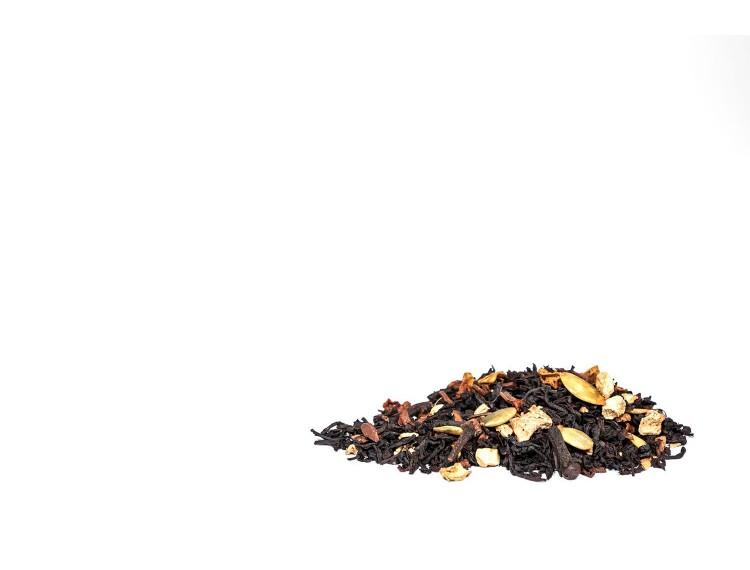 Μαύρο τσάι- pumpkin chai