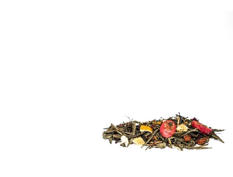 Yellow Tea- Golden leaves