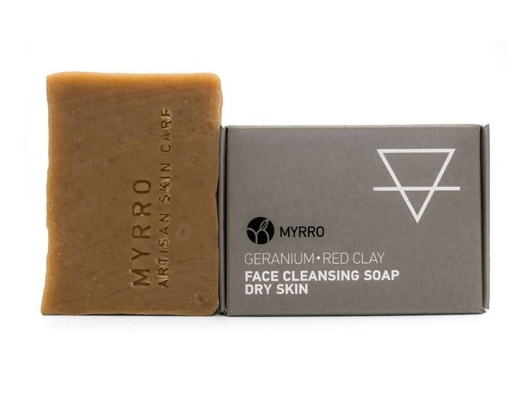 Face soap for dry skin