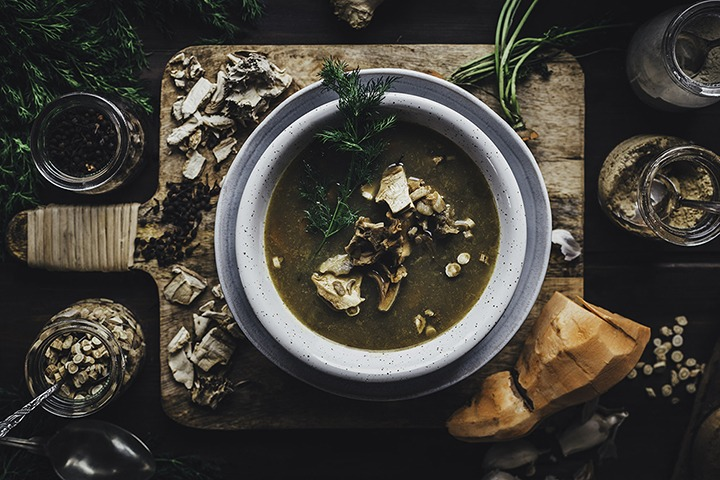 Immune Support Tonic Soup Recipe